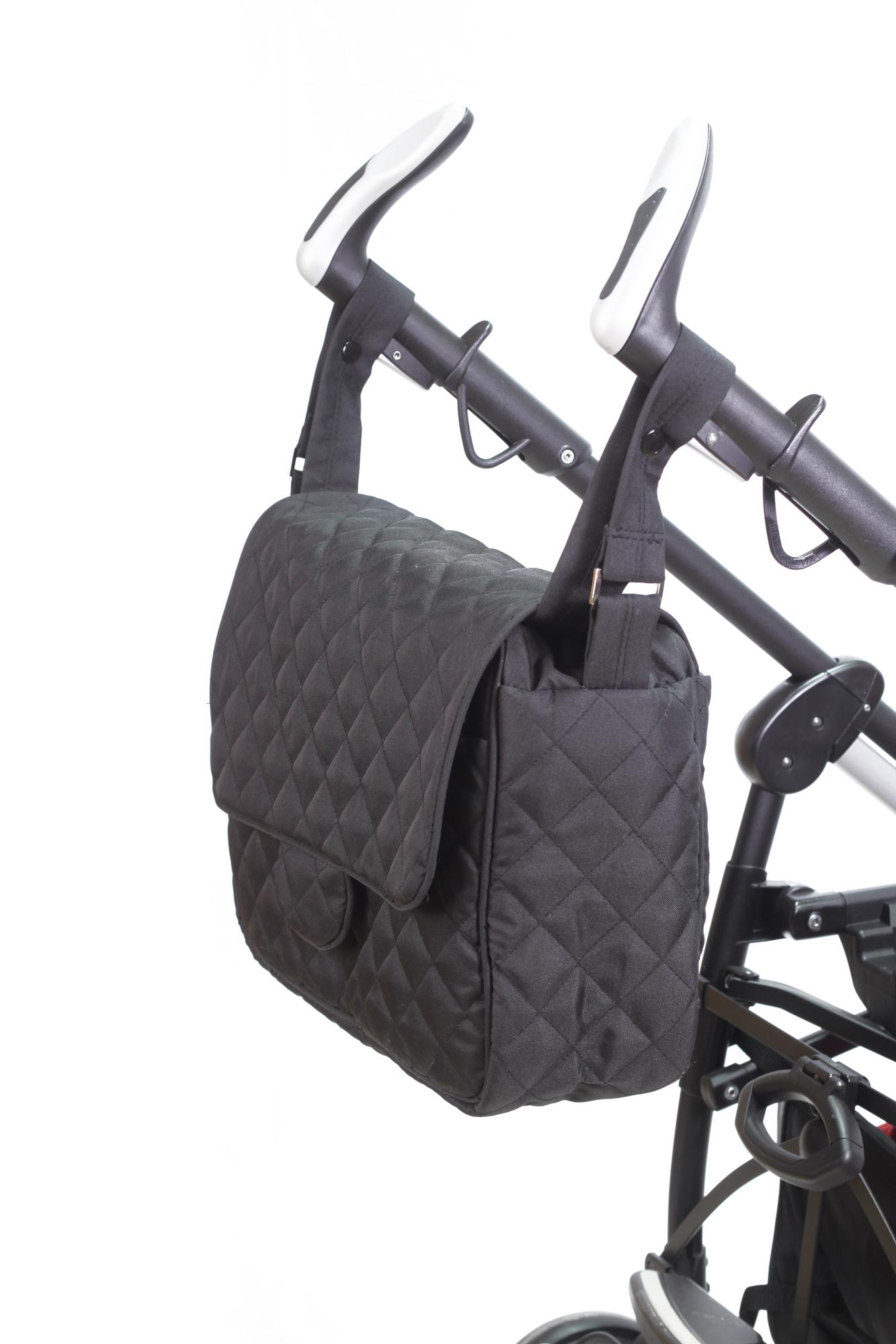 Как сделать сумка для коляски
