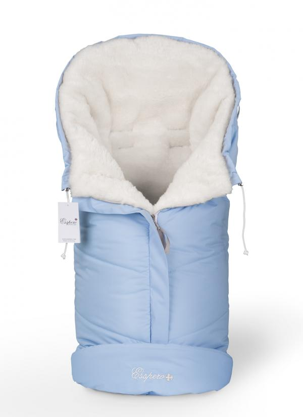 Esspero Sleeping Bag White